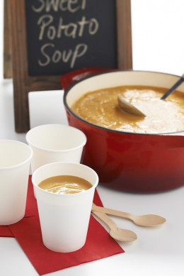 Mexican Sweet Potato Soup by Dairy Australia