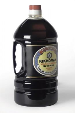 Kikkoman Soy Sauce 3L