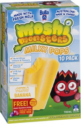 Banana Moshi Monster
