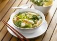 Chicken Hokkien Noodle Soup