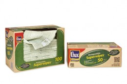 Chux Biodegradeable Superwipes