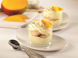 Citrus Mousse Trifle