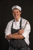 Jake McKenzie, Proud to Be a Chef 2015 winner