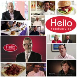 Hello Foodservice March 2012