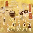 Kikkoman has been producing soy sauce in the authentic Japenese tradition for 360 years