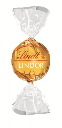 Lindor White chocolate ball