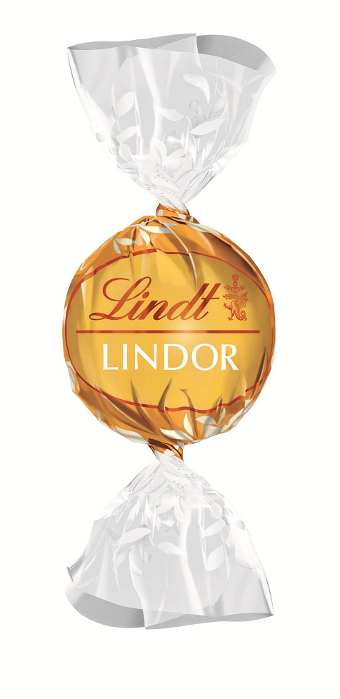 Lindt Dark Chocolate White With Gold