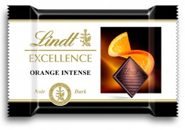 Lindt Excellence Minis - Orange Intense