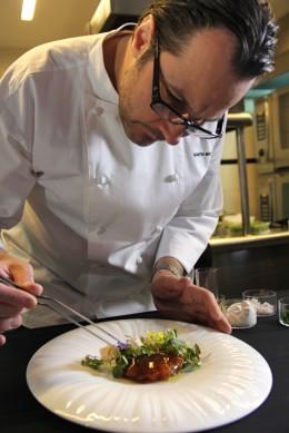 Sepia Chef Martin Benn