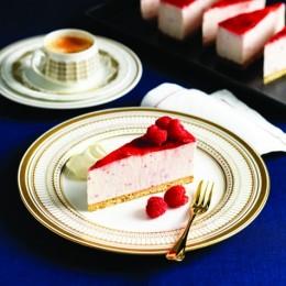PATISSERIE d'ARTISTE Raspberry Cheesecake