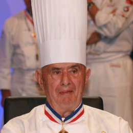 Paul Bocuse - photo by Jarle Vines (Creative Commons Attribution Sharealike-3.0)