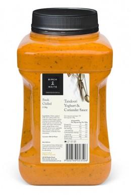 Tandoori Yoghurt & Coriander Sauce 2.3kg