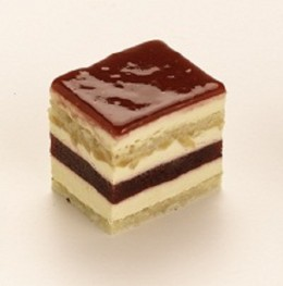 White Chocolate Framboise