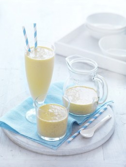 Mango Banana Tango Breakfast Smoothie