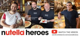 Watch the videos here: ferrerofoodservice.com.en/au/nutellaheroes